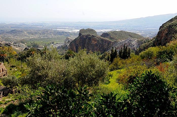 Paraje natural sierra de alhamilla almer a en waste magazine - Banos sierra alhamilla ...