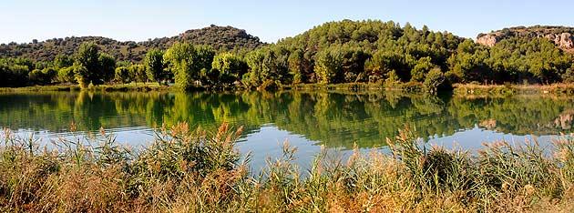 Lagunas de ruidera en waste magazine for Plastico para impermeabilizar lagunas