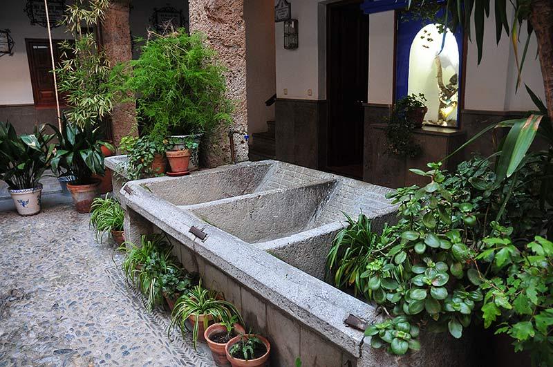 Documento sin t tulo for Lavadero para patio